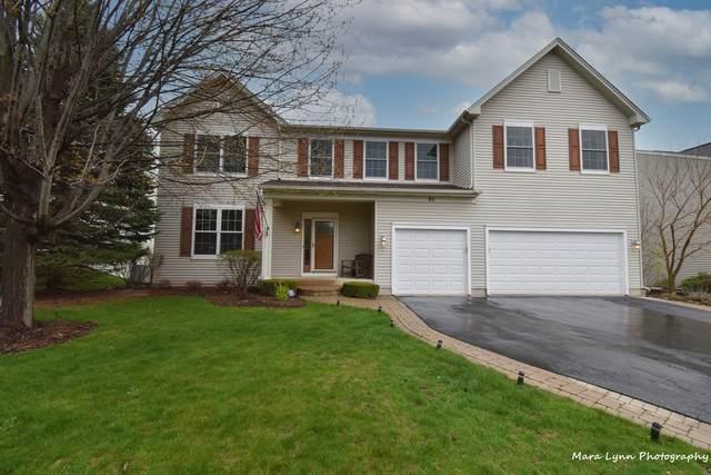 85 Summit Drive, Gilberts, IL 60136 (MLS #11051970) :: Helen Oliveri Real Estate