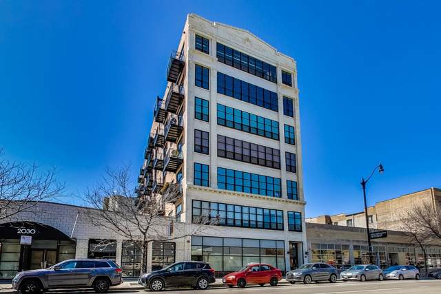 2024 S Wabash Avenue #407, Chicago, IL 60616 (MLS #11052017) :: Touchstone Group