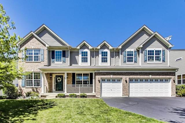 1020 Galena Drive, Volo, IL 60073 (MLS #11052056) :: Helen Oliveri Real Estate