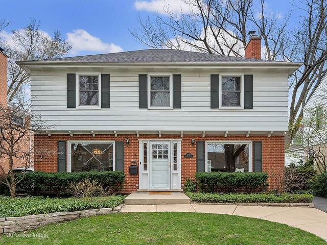 3936 Franklin Avenue, Western Springs, IL 60558 (MLS #11052093) :: The Perotti Group