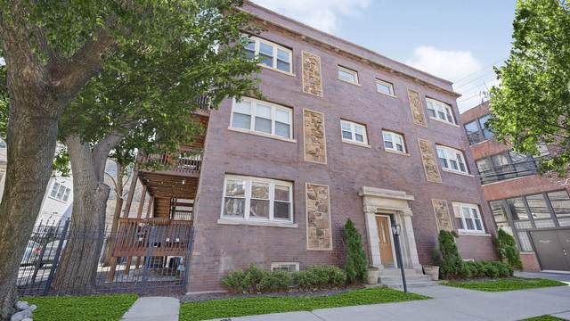 1755 W Belle Plaine Avenue 1E, Chicago, IL 60613 (MLS #11052097) :: Lewke Partners