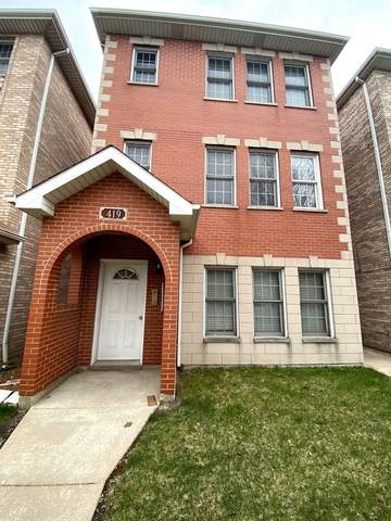 419 W 38th Street #2, Chicago, IL 60609 (MLS #11052200) :: The Spaniak Team