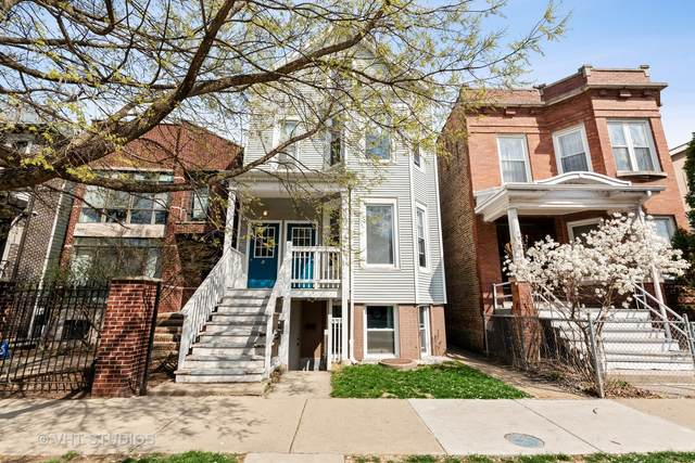 3309 N Leavitt Street, Chicago, IL 60618 (MLS #11052296) :: Touchstone Group