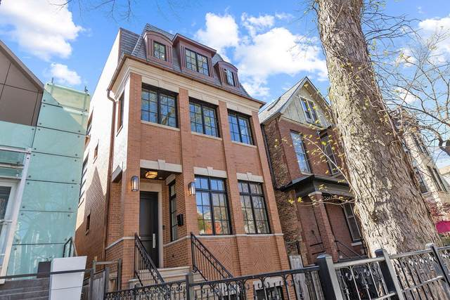 2624 N Burling Street, Chicago, IL 60614 (MLS #11052316) :: Touchstone Group