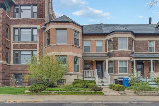 5533 S Dorchester Avenue, Chicago, IL 60637 (MLS #11052354) :: RE/MAX IMPACT