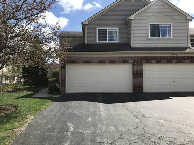 235 Courtland Drive A, South Elgin, IL 60177 (MLS #11052370) :: Littlefield Group