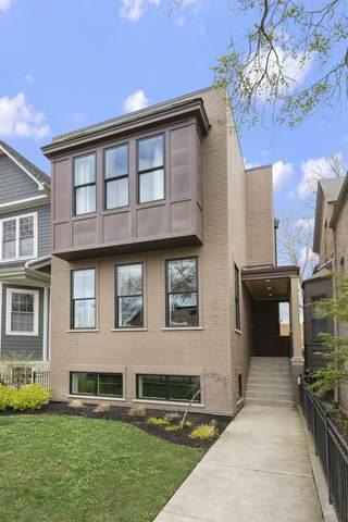 2743 N Mozart Street, Chicago, IL 60647 (MLS #11052394) :: Touchstone Group