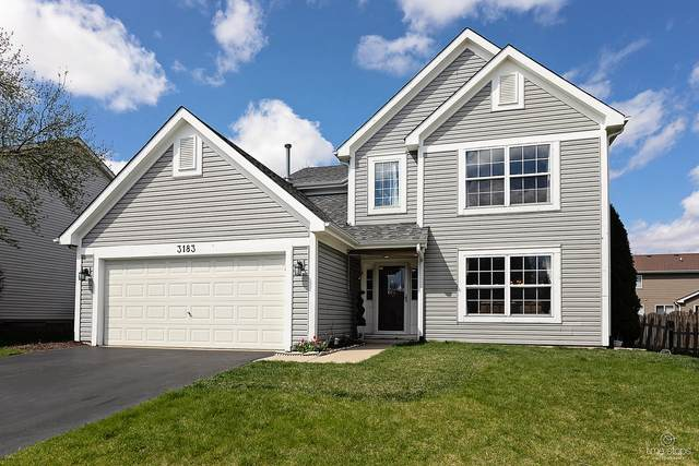 3183 Bennett Place, Aurora, IL 60502 (MLS #11052406) :: Littlefield Group