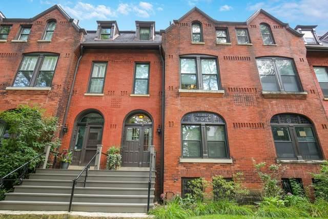 850 W Belden Avenue, Chicago, IL 60614 (MLS #11052452) :: Touchstone Group
