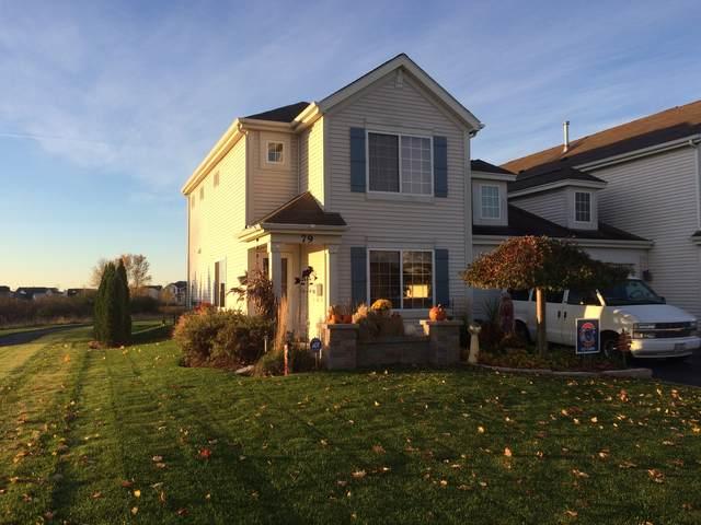 79 W Aldridge Lane, Round Lake, IL 60073 (MLS #11052475) :: Helen Oliveri Real Estate