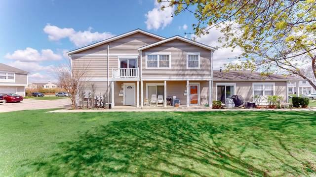 1227 Elder Court #0, Wheeling, IL 60090 (MLS #11052480) :: Helen Oliveri Real Estate