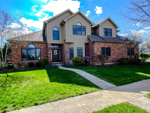 2602 San Mateo Drive, Plainfield, IL 60586 (MLS #11052487) :: Helen Oliveri Real Estate