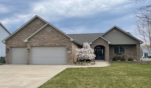 26410 S Settlers Drive, Channahon, IL 60410 (MLS #11052555) :: Helen Oliveri Real Estate