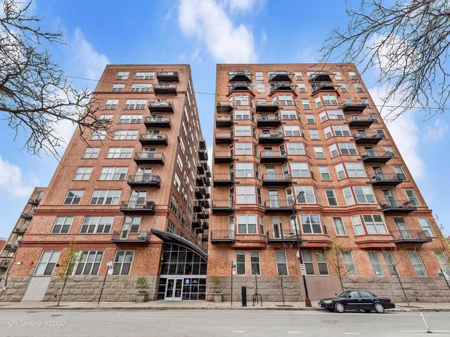 500 S Clinton Street #626, Chicago, IL 60607 (MLS #11052620) :: Carolyn and Hillary Homes