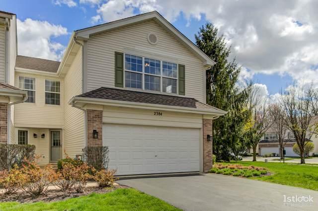 2384 Stoughton Circle, Aurora, IL 60502 (MLS #11052688) :: Carolyn and Hillary Homes