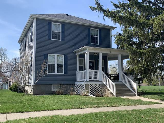 321 N Quincy Street, CLINTON, IL 61727 (MLS #11052734) :: O'Neil Property Group