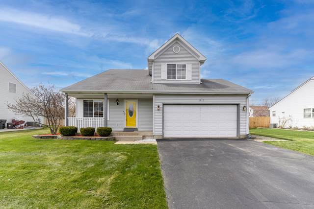 1712 Sunshine Lane, Zion, IL 60099 (MLS #11052845) :: Janet Jurich