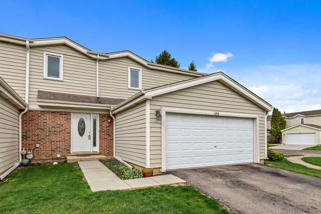 656 Claridge Circle, Hoffman Estates, IL 60169 (MLS #11052859) :: RE/MAX IMPACT