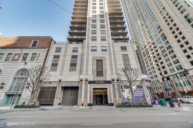 635 N Dearborn Street #1105, Chicago, IL 60654 (MLS #11052917) :: The Spaniak Team