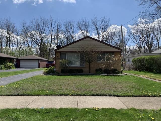 3923 214th Place, Matteson, IL 60443 (MLS #11052924) :: RE/MAX IMPACT