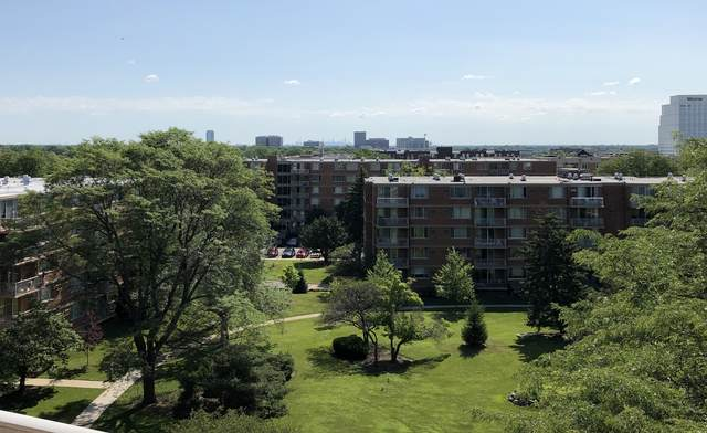 2201 S Highland Avenue 6M, Lombard, IL 60148 (MLS #11052959) :: Littlefield Group