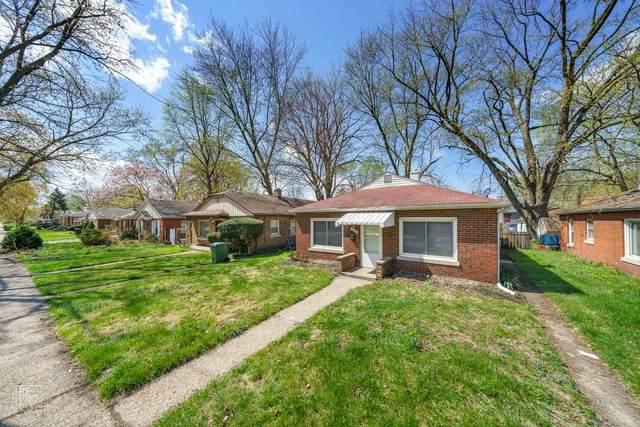 14818 Oak Street, Dolton, IL 60419 (MLS #11052960) :: RE/MAX IMPACT