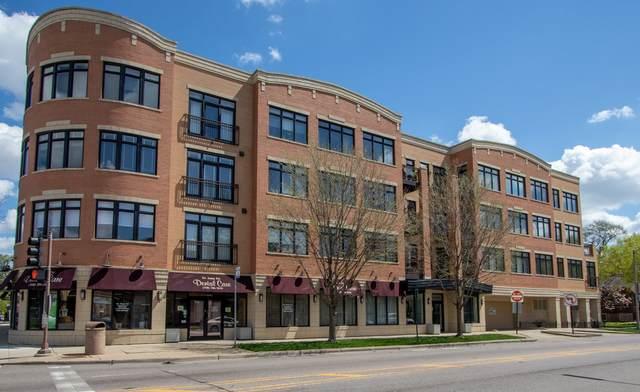 106 S Ridgeland Avenue #206, Oak Park, IL 60302 (MLS #11052989) :: Angela Walker Homes Real Estate Group