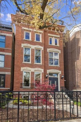 1836 N Sedgwick Street, Chicago, IL 60614 (MLS #11053021) :: Touchstone Group