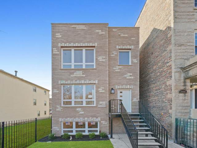 2811 W Jackson Boulevard, Chicago, IL 60612 (MLS #11053063) :: Helen Oliveri Real Estate