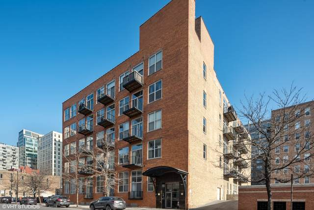 417 S Jefferson Street 106B, Chicago, IL 60607 (MLS #11053089) :: O'Neil Property Group