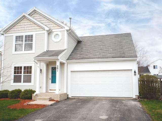 301 E Camden Lane, Round Lake Beach, IL 60073 (MLS #11053095) :: Helen Oliveri Real Estate