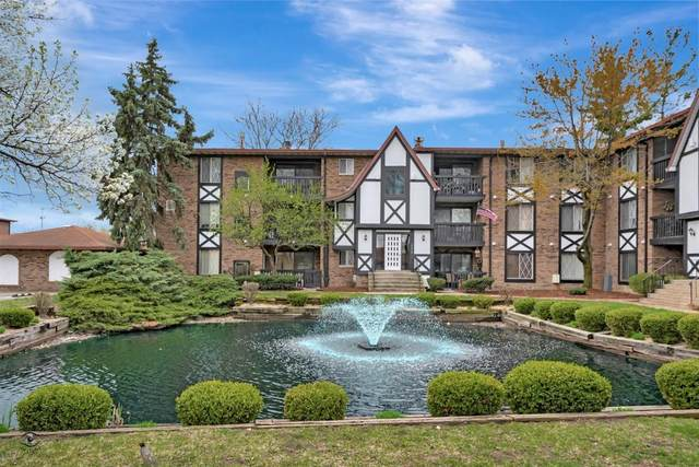 13616 S Royal Court #212, Crestwood, IL 60418 (MLS #11053113) :: Littlefield Group