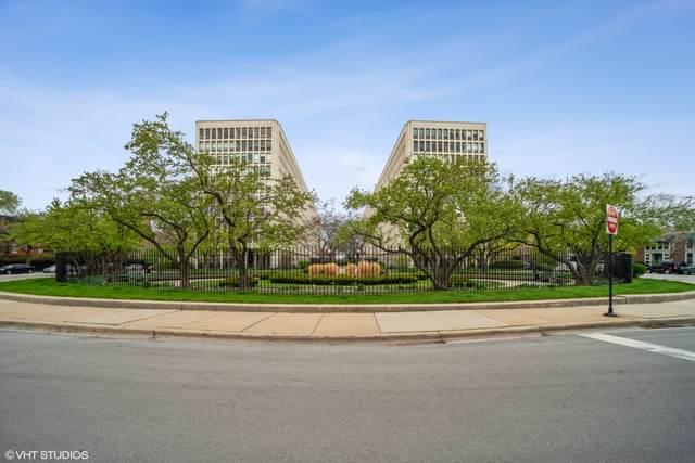 1400 E 55th Place 614S, Chicago, IL 60637 (MLS #11053139) :: RE/MAX IMPACT