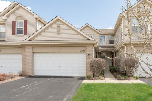 2038 Muirfield Drive #2038, Yorkville, IL 60560 (MLS #11053143) :: Littlefield Group