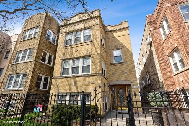 5126 N Kimball Avenue 1G, Chicago, IL 60625 (MLS #11053215) :: RE/MAX IMPACT