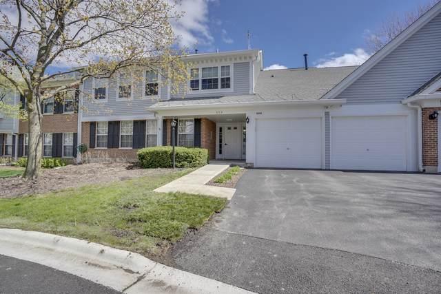 808 Butternut Lane B, Mount Prospect, IL 60056 (MLS #11053232) :: Helen Oliveri Real Estate