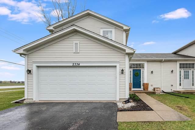 2334 Carpenter Avenue, Plainfield, IL 60586 (MLS #11053274) :: RE/MAX IMPACT