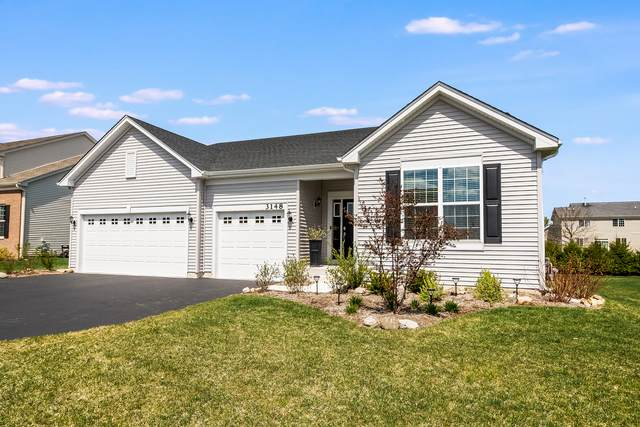 3148 Manchester Drive, Montgomery, IL 60538 (MLS #11053293) :: O'Neil Property Group
