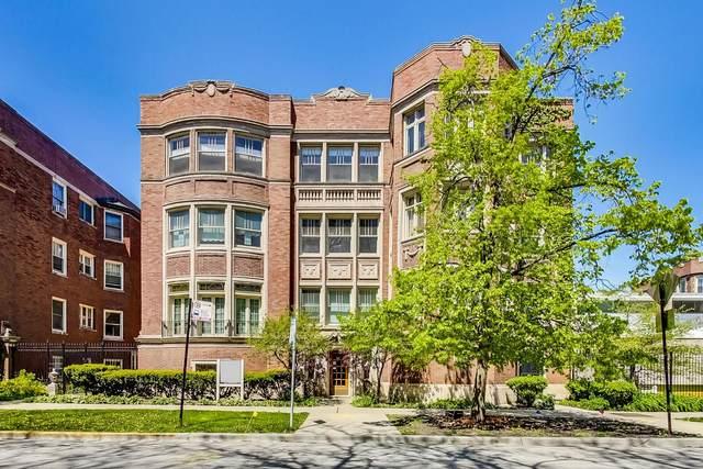 1234 E Hyde Park Boulevard E 3A, Chicago, IL 60615 (MLS #11053300) :: Helen Oliveri Real Estate