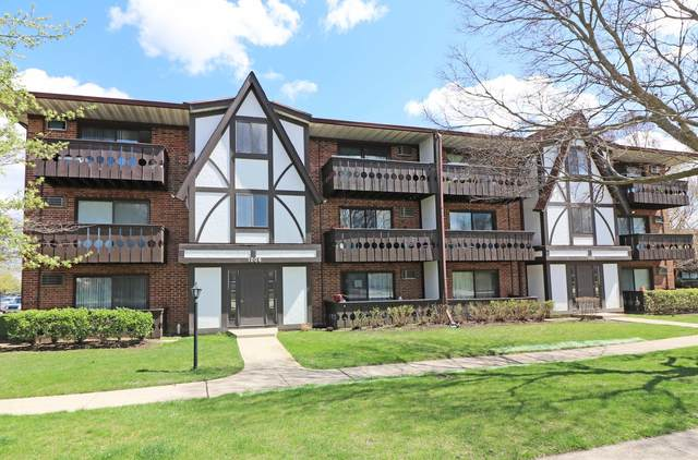 1006 Centurion Lane #10, Vernon Hills, IL 60061 (MLS #11053353) :: Littlefield Group
