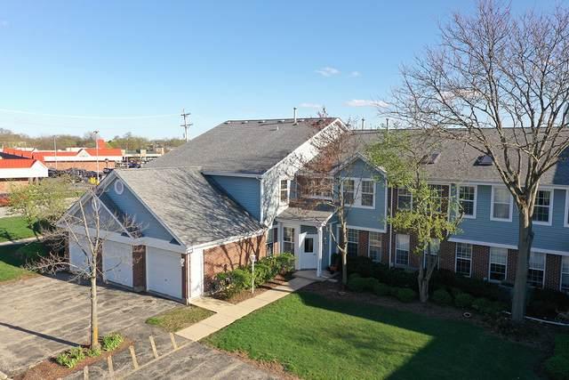 223 W Lynn Drive #4, Palatine, IL 60067 (MLS #11053354) :: Helen Oliveri Real Estate