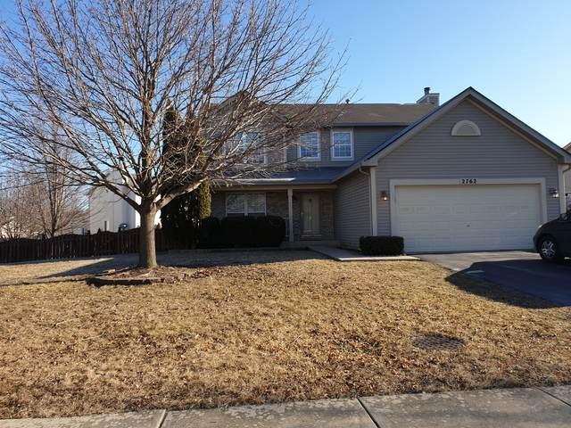2762 Lindgren Trail, Aurora, IL 60503 (MLS #11053422) :: Carolyn and Hillary Homes