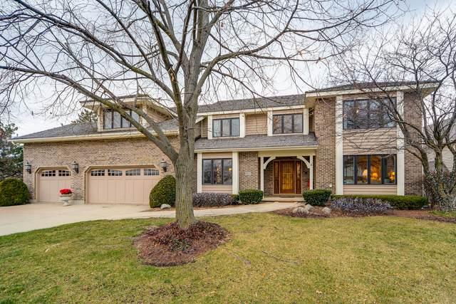 1336 Saint William Drive, Libertyville, IL 60048 (MLS #11053436) :: Helen Oliveri Real Estate