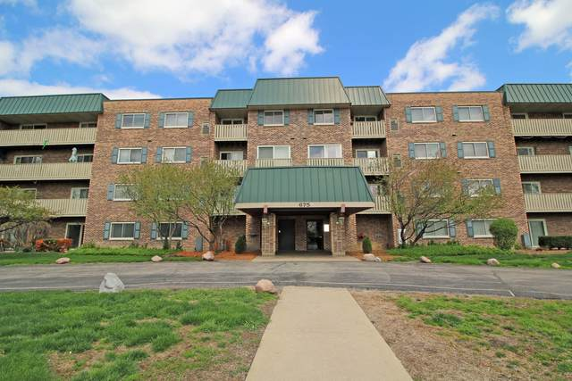 675 Grove Drive #111, Elk Grove Village, IL 60007 (MLS #11053451) :: Littlefield Group