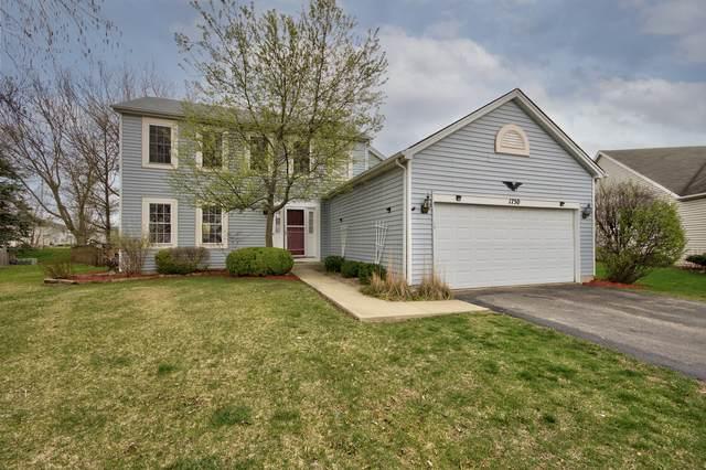 1750 Gleneagle Court, Romeoville, IL 60446 (MLS #11053452) :: Helen Oliveri Real Estate