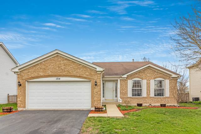1714 Courtwright Drive, Plainfield, IL 60586 (MLS #11053492) :: RE/MAX IMPACT