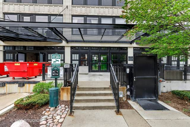 1110 W 15th Street #213, Chicago, IL 60608 (MLS #11053493) :: RE/MAX IMPACT
