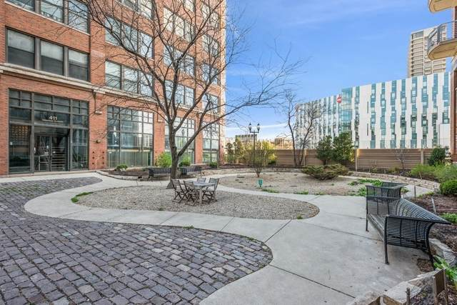 411 S Sangamon Street 7A, Chicago, IL 60607 (MLS #11053529) :: Helen Oliveri Real Estate