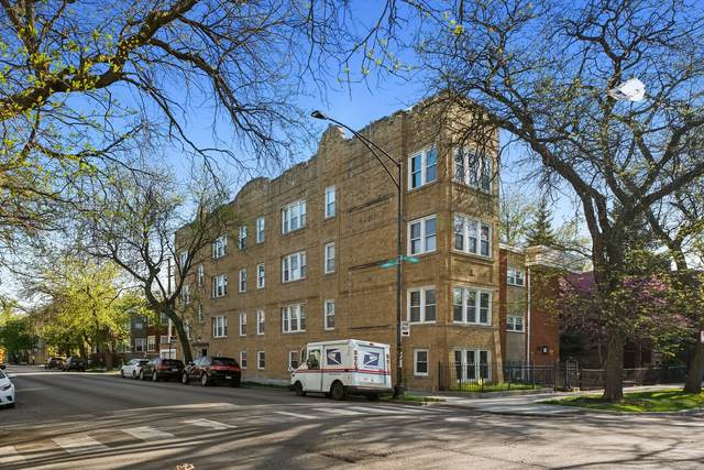 4241 N Kimball Avenue #2, Chicago, IL 60618 (MLS #11053530) :: Littlefield Group