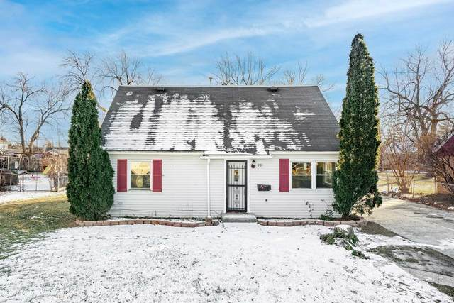 9711 Palmer Avenue, Melrose Park, IL 60164 (MLS #11053550) :: Helen Oliveri Real Estate